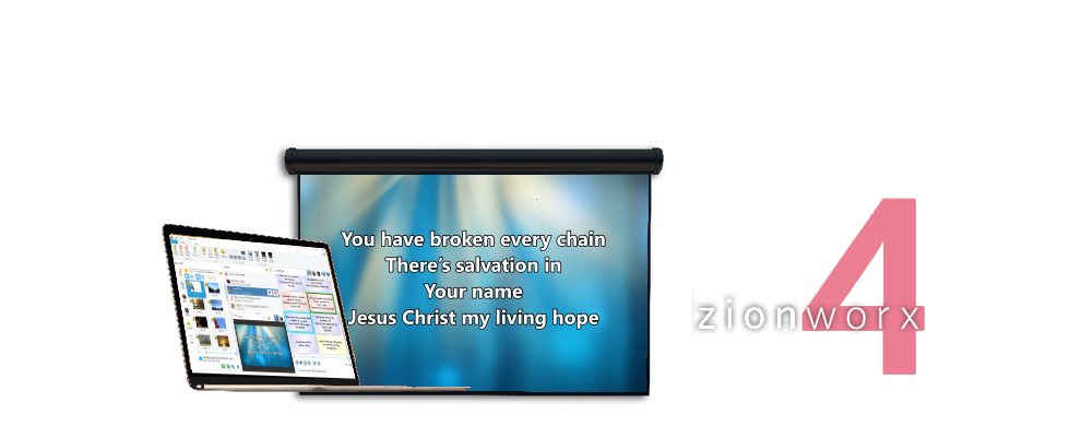 ZionWorx :: Church Presentation Sofware